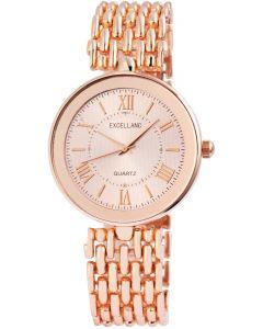 Damenuhr Armbanduhr Glieder-Metallarmband 1800128-002