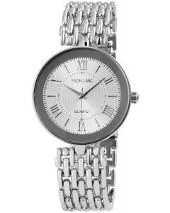 Damenuhr Armbanduhr Glieder-Metallarmband 1800128-004