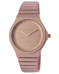 Damenuhr Armbanduhr Excellanc analog Uhr rosefarbig 1800173-002