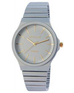 Damenuhr Armbanduhr Excellanc analog Uhr blau