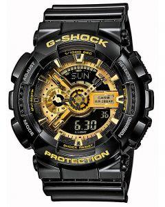 Casio Uhr G-Shock Uhr GA-110GB-1AER schwarz gold