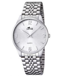 Herrenuhr Lotus Herren Armbanduhr 15883/2 Herren Uhr Edelstahl