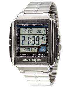 Casio Uhr WV-59DE-1AVEF Funkuhr Wave Ceptor