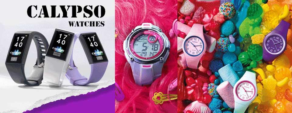 Calypso Armbanduhren Kinder Jugend Uhren