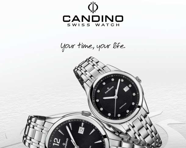 Candino Armbanduhren Damenuhren Herrenuhren
