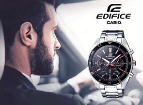 Casio Edifice Armbanduhren Herrenuhren