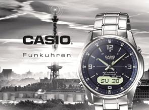 Casio Funkuren online bestellen