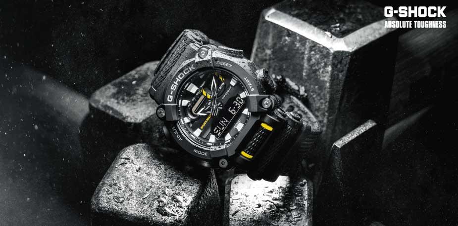 Casio G-Shock GA-900 Armbanduhr